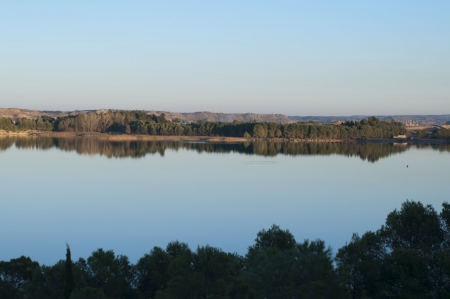reflects: Reflects in the lake