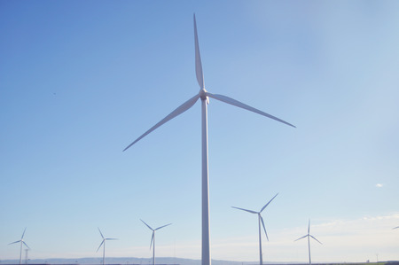 green energy: Eolian park to produce wind energy