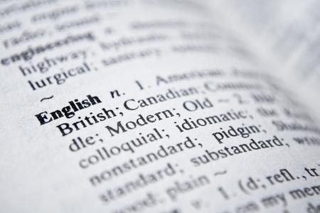 diccionarios: definici�n del diccionario de la palabra