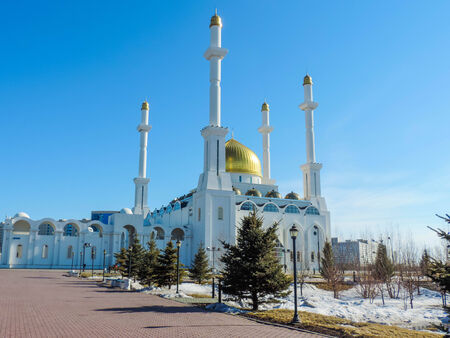 astana: Mosque Astana