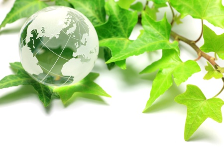 business environment: image of ecology Stock Photo