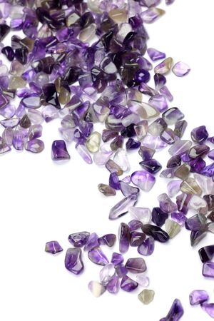 background of the amethyst  Stock Photo - 10630521