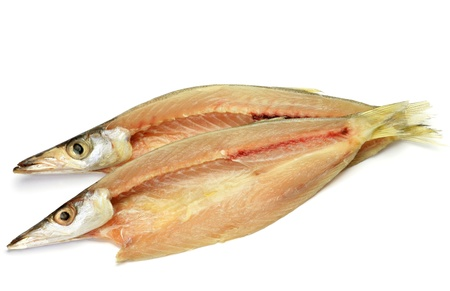 dried fish of barracuda Stock Photo - 11032843