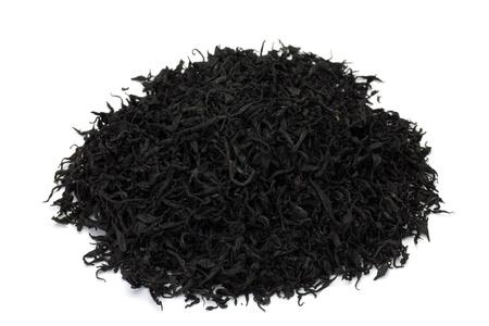 alga: This is a dry brown alga  It is Japanese food