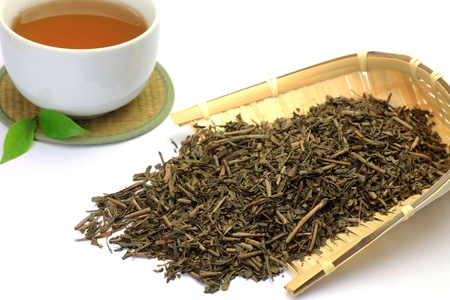 This is called roasted tea with Japanese tea  Stock Photo - 13866680