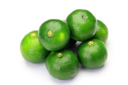 acidity: citrus depressa in a white background.