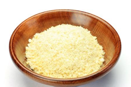 これは豆腐を作るときに行われている食べ物でおからを言います。
