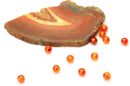 sard: This is called carnelian with a natural stone