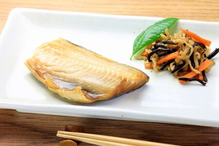 fishery products: This is called hokke with Japanese food