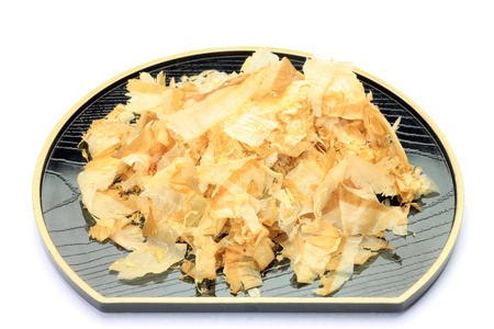 fishery products: This is the thing which sliced a dry bonito and is called katsuobushi