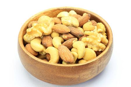 mixture: mixture nuts