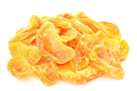 mandarin orange and dry fruit Stock Photo