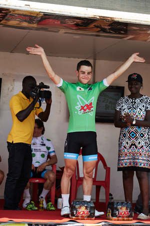 velo: Embrace the World Cycling at Tour du Senegal 2017 Lucas Carstensen