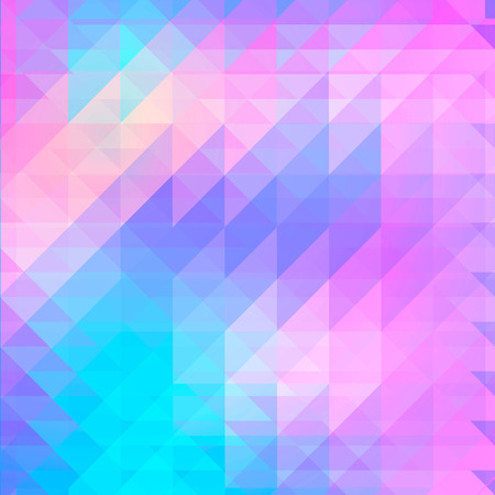 Background of geometric shapes. Retro pattern. Colorful mosaic banner.  hipster   with place for your text.  triangle
