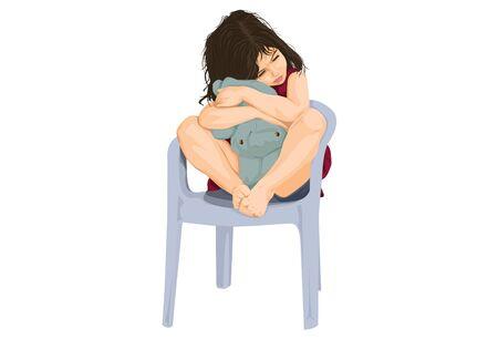 sad lonely girl: Sad Girl