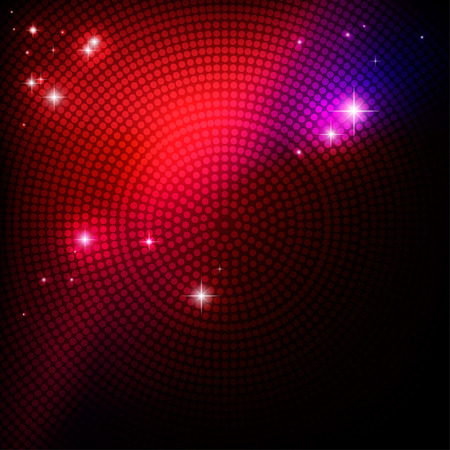 Abstract disco party background  for design Illustration 일러스트