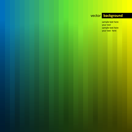 overflow: Abstract geometric multicolor background for your design