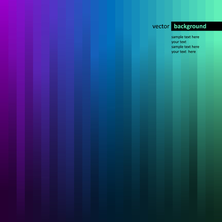 Abstract geometric multicolor background for your design