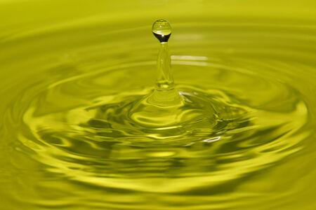 Waterdrop splah