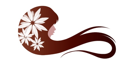 hairstyle Stock Vector - 21158776