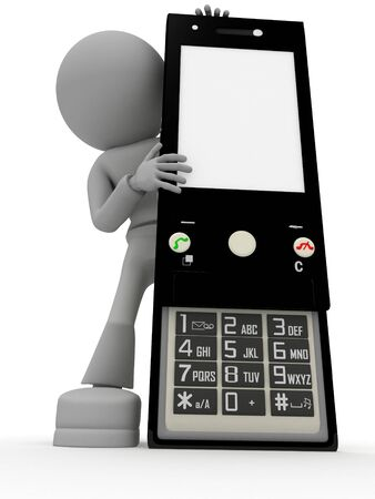3ds: big mobile telephone