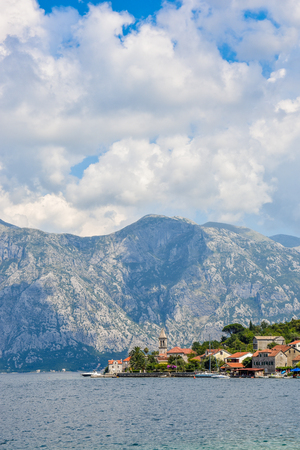 Bay of Kotor - village - Montenegro