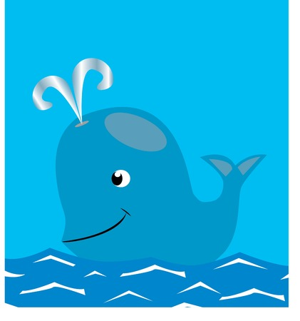 whale Stock Vector - 5195728