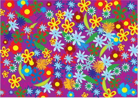 floral pattern Stock Vector - 7216420