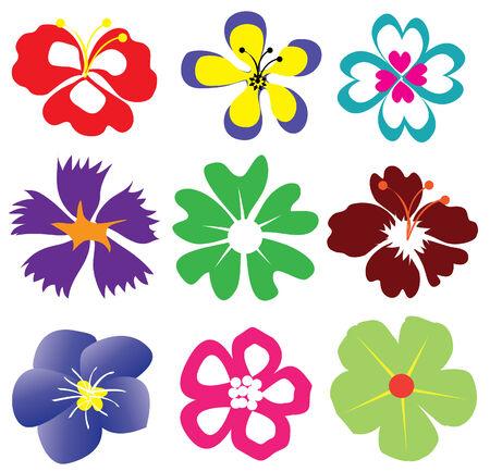 flowers Stock Vector - 7275887