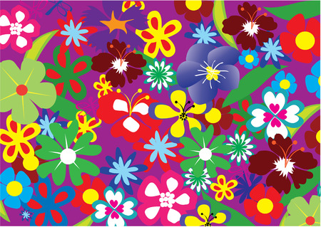 floral pattern Stock Vector - 7328478