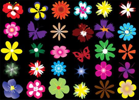 flowers Stock Vector - 7300782