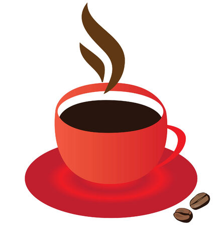 vivacity:   cup of coffee