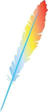 vector feather Vector