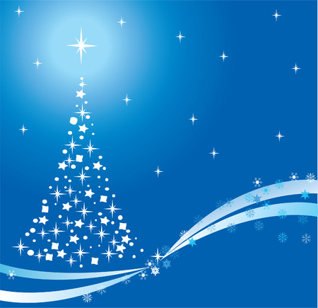 season: holiday tree