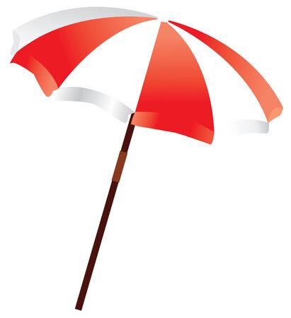 Parasol  Stock Illustratie