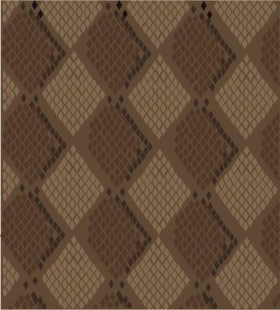 snake skin Stock Vector - 8977019