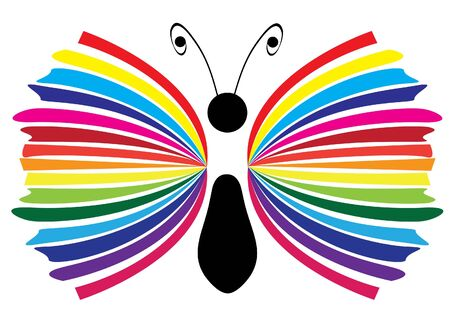 vector abstracr butterfly