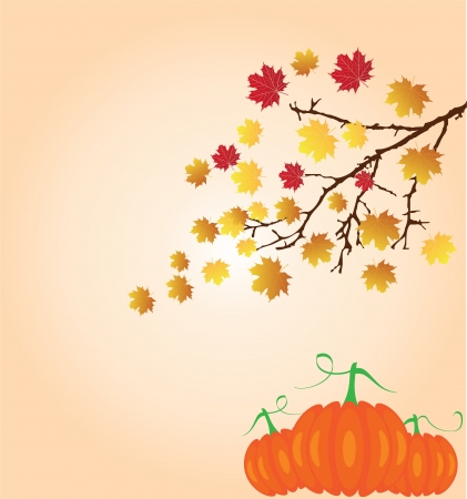 vector card for thanksgiving day