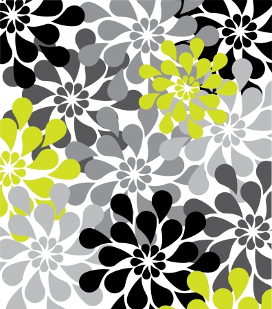 vector floral background Stock Vector - 20469987