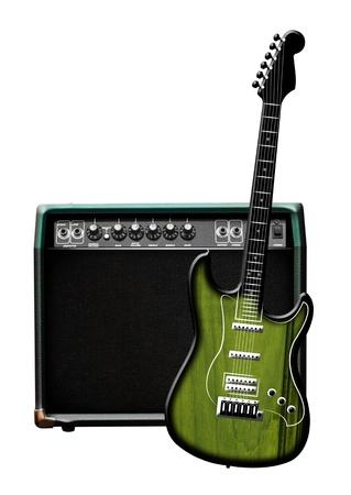 guitar amp photo