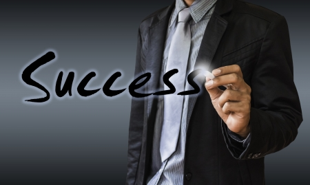 successful leadership: Business success