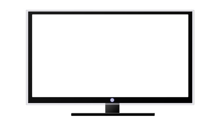 flat panel monitor: Led or Lcd TV