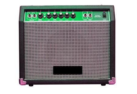 guitar amp Stock Photo - 27625813
