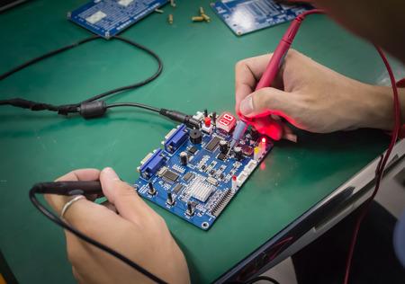 metering: Repair electronic metering parameters