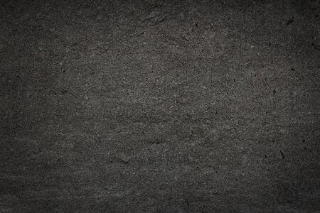 textura: Foto de oscuro asfaltado fondo de la superficie