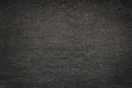 black texture: Photo of dark asphalted surface background