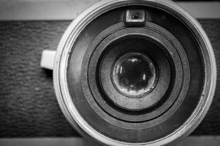 old camera retouching Vintage Stock fotó