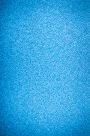 natural paper: Natural qualitative blue leather texture. Close up.