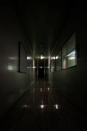 creepy: Creepy ghost lab