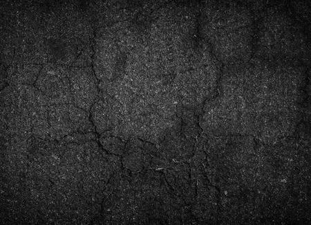 asphalt crack Stockfoto